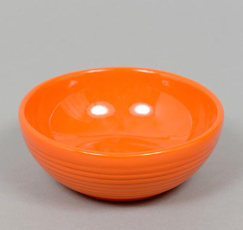 Cereal Bowl Cereal bowl, bauer orange