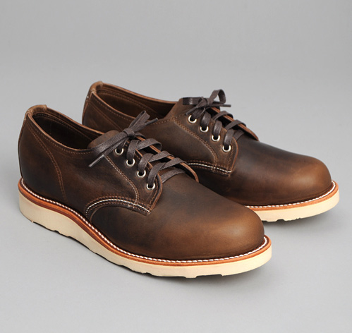 Plain Toe Oxford Brown Plain Toe Oxford Brown