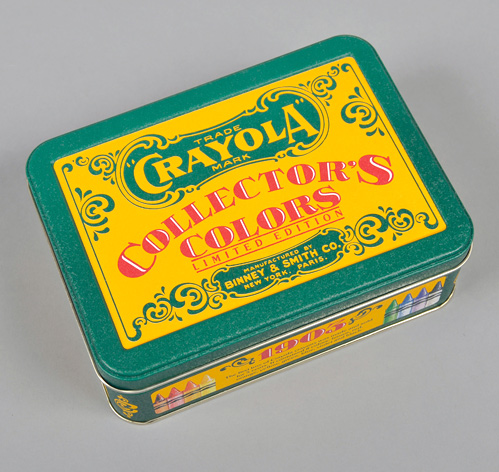 72 crayon collector s colors box set with eight retired colors