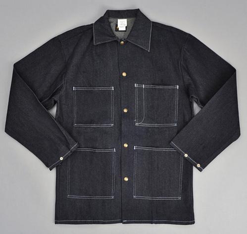 Denim Shop Denim Shop Coat Hickoree's