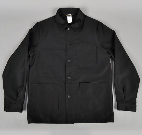 Black Work Jacket | Outdoor Jacket