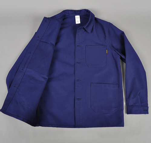 Blue Work Jacket | Outdoor Jacket