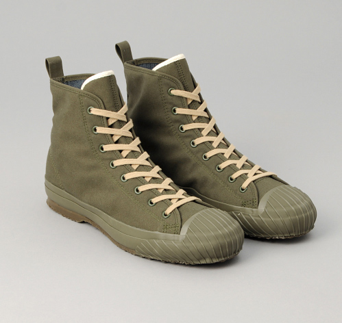 00839f52c5 VENTILE ALL-WEATHER HIGH TOP SNEAKERS