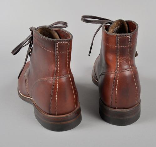 1000 mile boots rust hickoree s